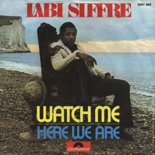 Coverafbeelding Watch Me - Labi Siffre
