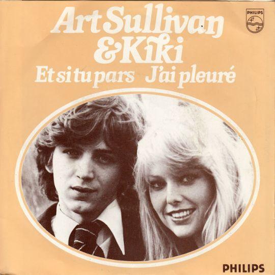 Coverafbeelding Et Si Tu Pars - Art Sullivan & Kiki