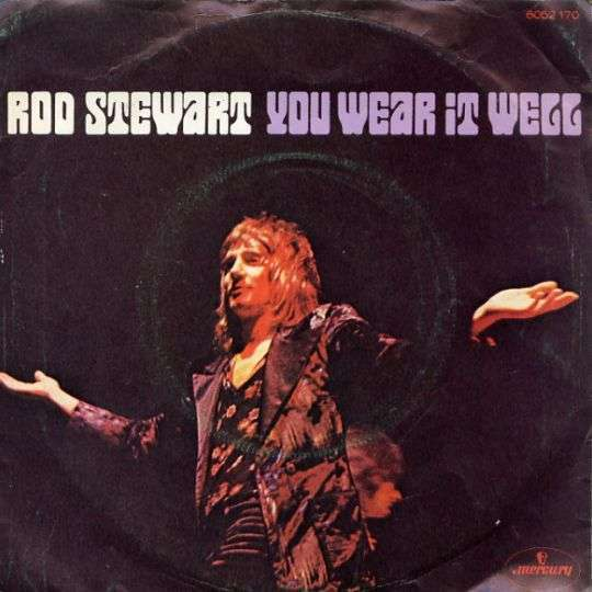 Coverafbeelding You Wear It Well - Rod Stewart