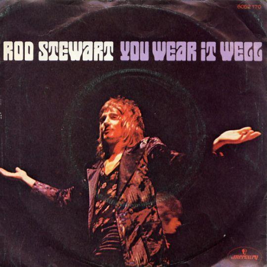 Coverafbeelding Rod Stewart - You Wear It Well