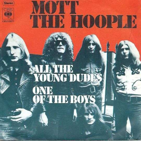 Coverafbeelding All The Young Dudes - Mott The Hoople