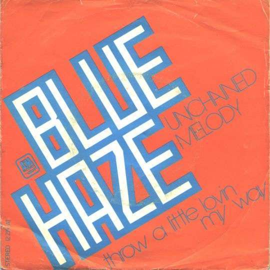 Coverafbeelding Unchained Melody - Blue Haze