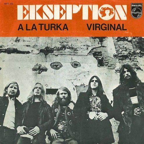 Coverafbeelding A La Turka - Ekseption