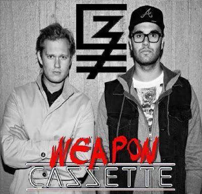 Coverafbeelding Weapon - Cazzette