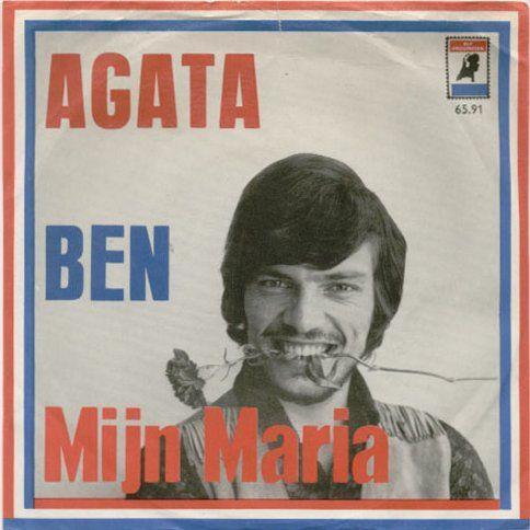 Coverafbeelding Agata - Ben