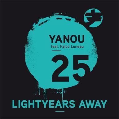 Coverafbeelding yanou feat. falco luneau - 25 lightyears away