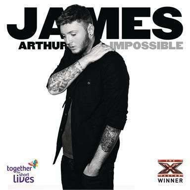 Coverafbeelding james arthur - impossible