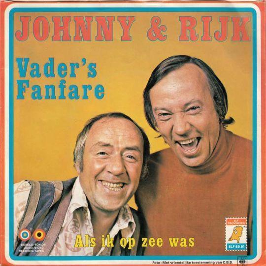 Coverafbeelding Vader's Fanfare - Johnny & Rijk