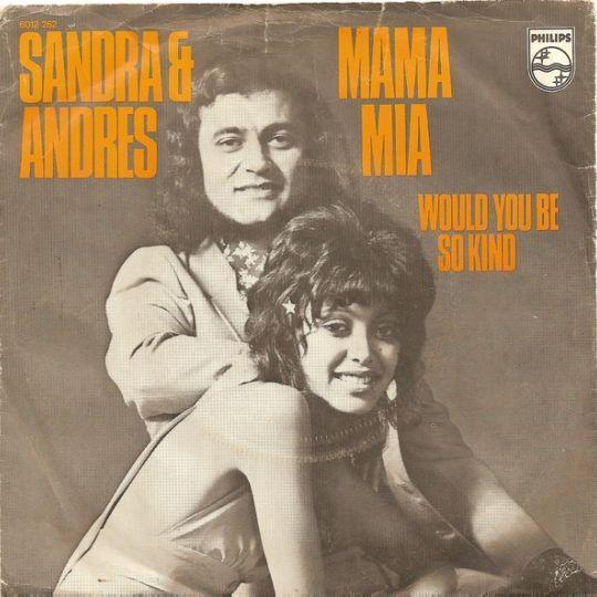 Coverafbeelding Mama Mia - Sandra & Andres