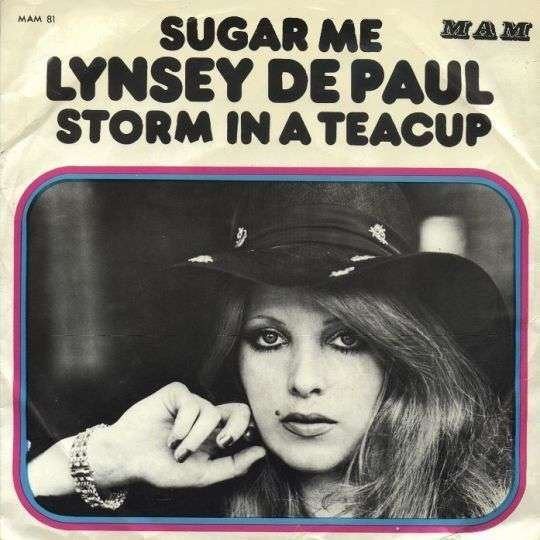 Coverafbeelding Lynsey De Paul - Sugar Me