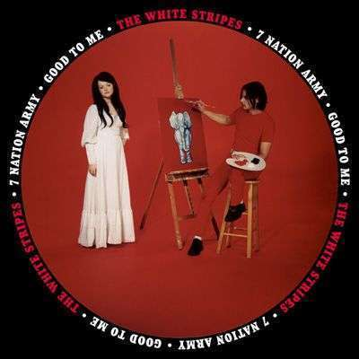 Coverafbeelding 7 Nation Army - The White Stripes