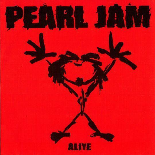 Coverafbeelding Alive - Pearl Jam