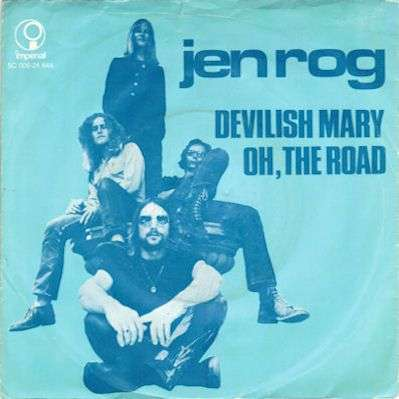 Coverafbeelding Devilish Mary - Jen Rog