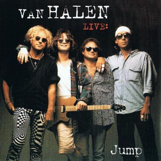 Coverafbeelding Jump - Live - Van Halen