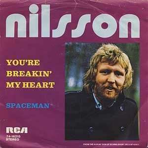 Coverafbeelding Spaceman - Nilsson ((Usa))