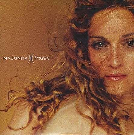 Coverafbeelding Frozen - Madonna