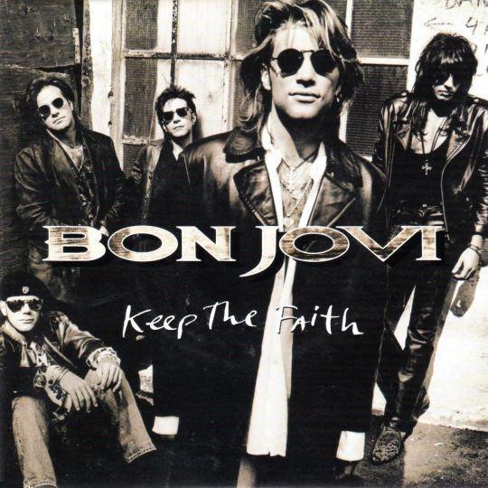 Coverafbeelding Bon Jovi - Keep The Faith