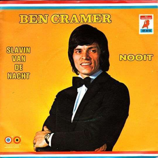 Coverafbeelding Slavin Van De Nacht/ Nooit - Ben Cramer