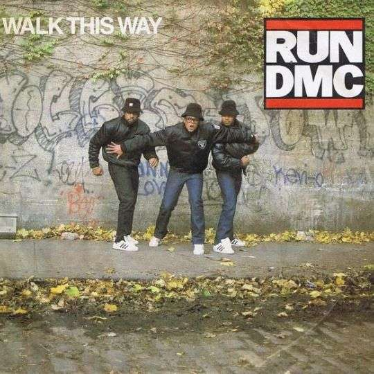 Coverafbeelding Walk This Way - Run Dmc