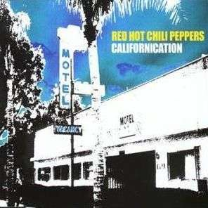 Coverafbeelding Californication - Red Hot Chili Peppers