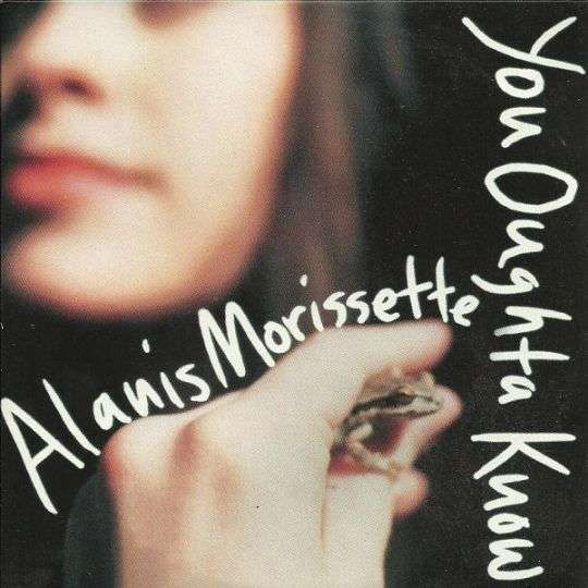 Coverafbeelding You Oughta Know - Alanis Morissette