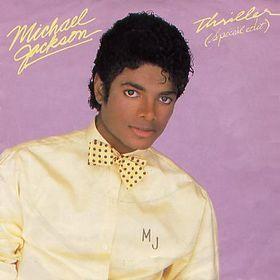 Coverafbeelding Michael Jackson - Thriller (Special edit)
