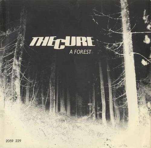 Coverafbeelding The Cure - A Forest