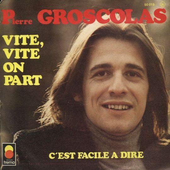 Coverafbeelding Vite, Vite On Part - Pierre Groscolas