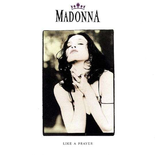 Coverafbeelding Like A Prayer - Madonna