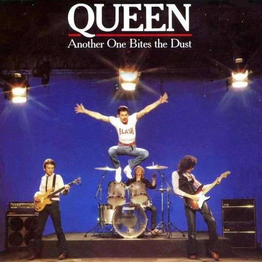 Coverafbeelding Queen - Another One Bites The Dust