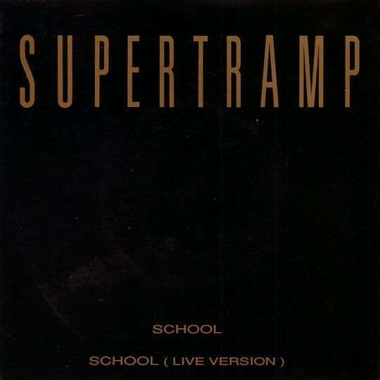 Coverafbeelding School - Supertramp