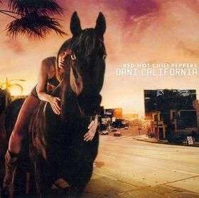 Coverafbeelding Dani California - Red Hot Chili Peppers