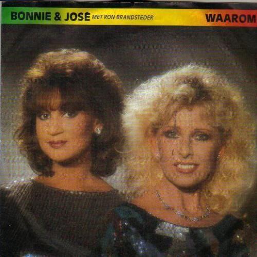 Coverafbeelding Waarom - Bonnie & José Met Ron Brandsteder