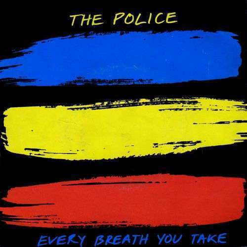 Coverafbeelding Every Breath You Take - The Police