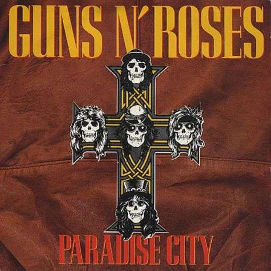 Coverafbeelding Paradise City - Guns N' Roses