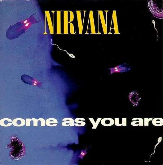 Coverafbeelding Come As You Are - Nirvana ((Usa))