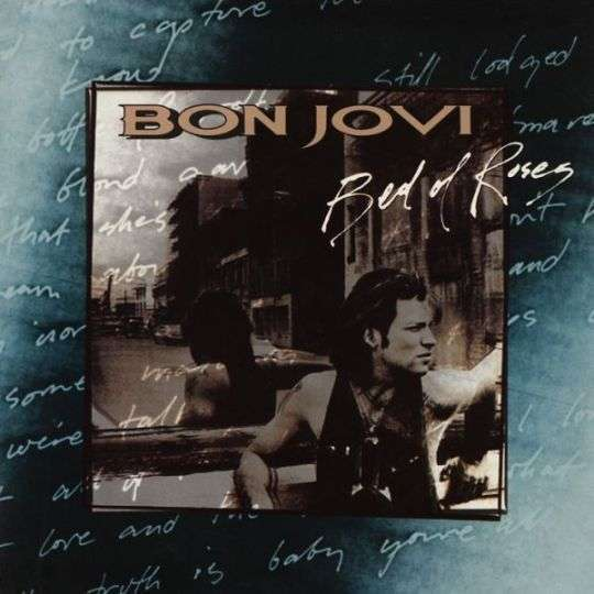 Coverafbeelding Bon Jovi - Bed Of Roses