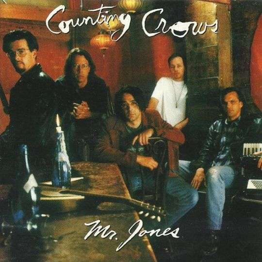 Coverafbeelding Mr. Jones - Counting Crows