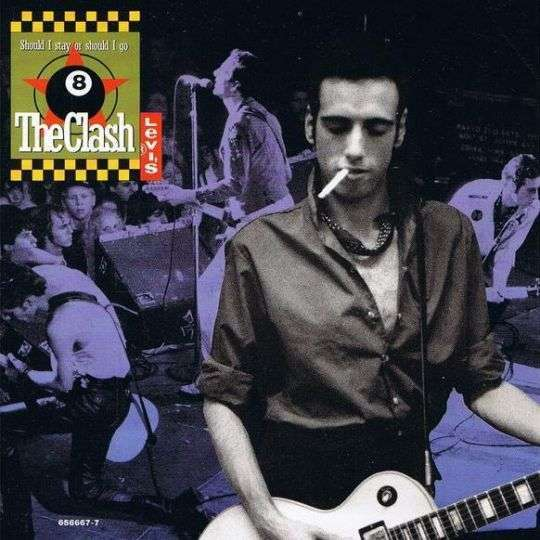 Coverafbeelding The Clash - Should I Stay Or Should I Go