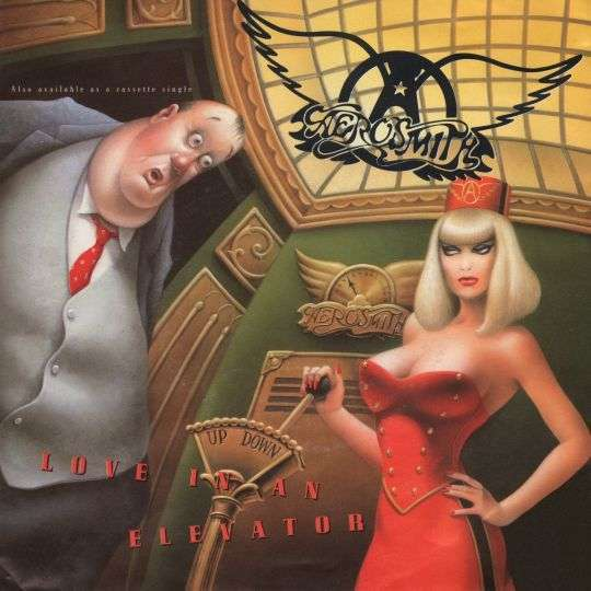 Coverafbeelding Love In An Elevator - Aerosmith