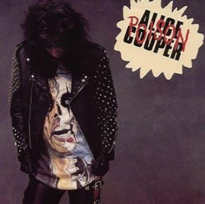 Coverafbeelding Poison - Alice Cooper