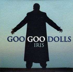 Coverafbeelding The Goo Goo Dolls - Iris