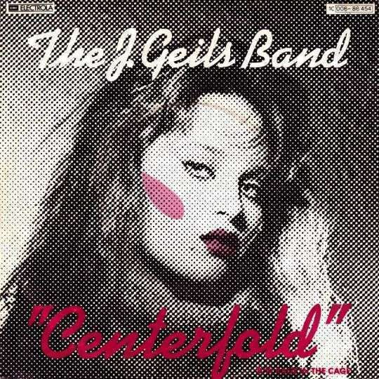 Coverafbeelding Centerfold - The J. Geils Band