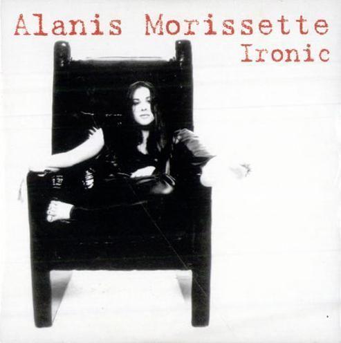 Coverafbeelding Ironic - Alanis Morissette