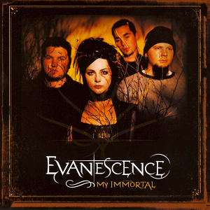 Coverafbeelding Evanescence - My Immortal
