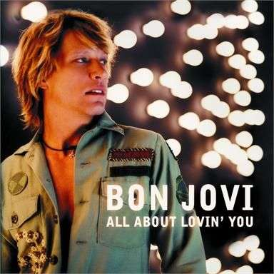 Coverafbeelding Bon Jovi - All About Lovin' You