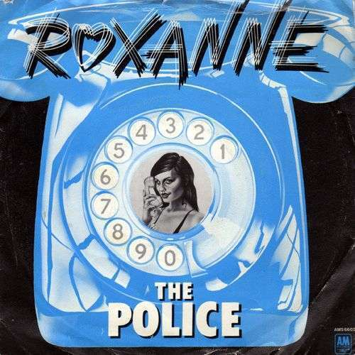 Coverafbeelding Roxanne - The Police