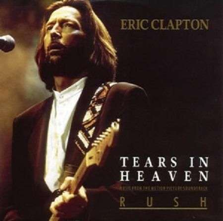 Coverafbeelding Tears In Heaven - Eric Clapton