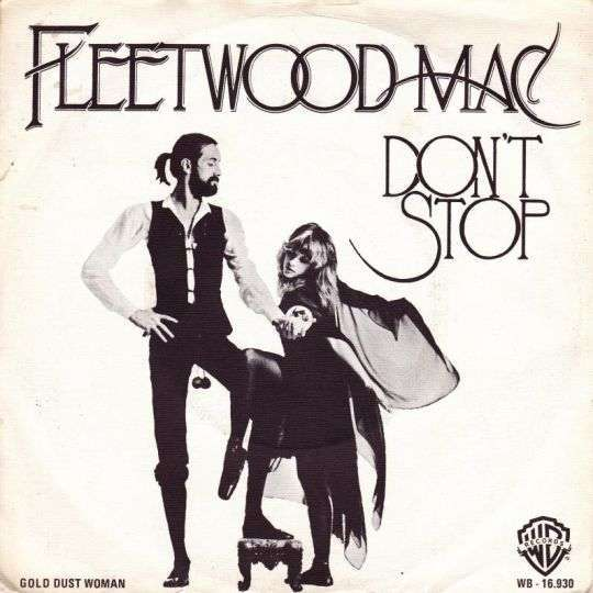 Coverafbeelding Don't Stop - Fleetwood Mac