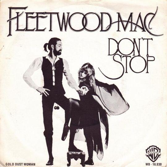 Coverafbeelding Fleetwood Mac - Don't Stop